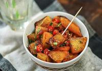 鍋巴洋芋 | 日食記