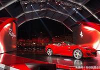 豪華跑車 法拉利 中獨一無二的極品 跑車Ferrari Portofino