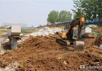 喜大普奔:南陽劉莊茶葉市場這座漫水橋終於拆除重建了