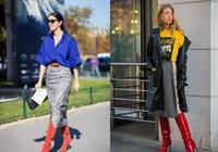"""女人不論個子高矮,穿長靴時,這""""4點""""要掌握,顯瘦又時髦!"""