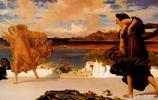 弗雷德裡克·萊頓油畫作品選