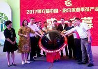 2017第六屆中國(哈爾濱)春季茶產業博覽會開幕