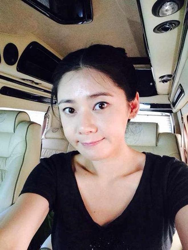 中國好兒媳秋瓷炫最美的10張照片