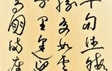 硬筆草書《滕王閣序》其三