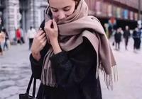 圍巾別瞎買,這3種顏色才是百搭又流行的!