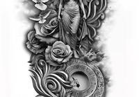 紋身圖集不服來挑戰紋身大師