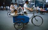 八十年代中國人的交通工具:圖六是有錢人的象徵,你家有嗎?