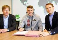 官方:沃爾夫斯堡與小將霍恩續約至2021年