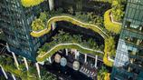 新加坡建築,自然與現代的結合