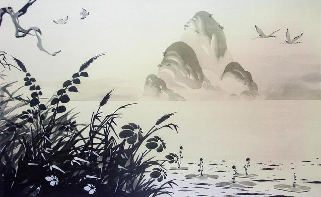 《花木蘭動畫》精美原畫