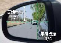 你的後視鏡調整對了嗎?小心車毀人亡!