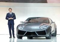 蘭博基尼想複製保時捷panamera銷量,也造了一臺不倫不類四門轎跑