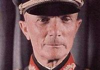 二戰中唯一死於盟軍槍炮下的德國元帥馮·博克 戰功赫赫