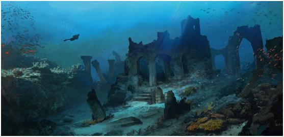 明日之後:九莊開啟之後大家最關注的不是海島地圖?卻是這張地圖
