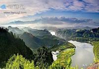 湘南桂林,紅山綠水,郴州飛天山睡美人等您去喚醒