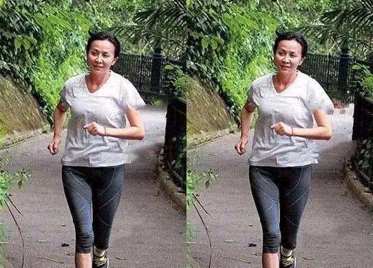 劉嘉玲鞏俐近照曝光,被吐槽蒼老,網友:這才是54歲該有的樣子