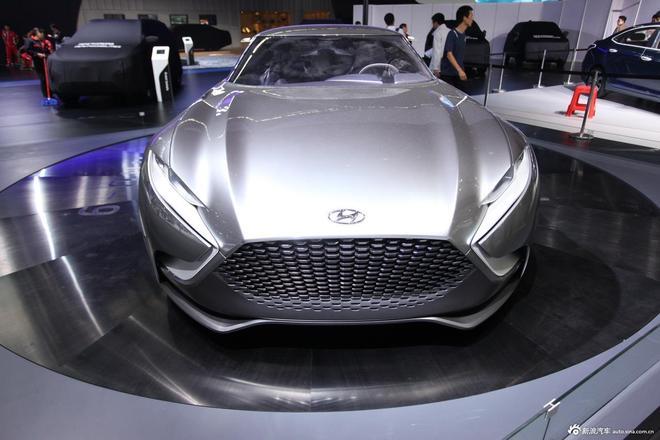 汽車圖集:現代HND-9概念車