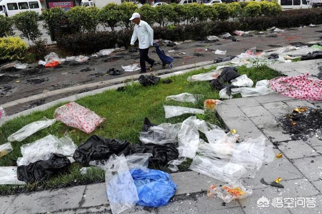 你如何看待撿垃圾的那些大爺大媽?
