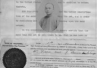 """你知道嗎?美國""""出生公民權""""是一位華人100多年前奮力爭取得來!"""