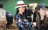 當李湘撞衫金星,網友:金星穿著都比你好看