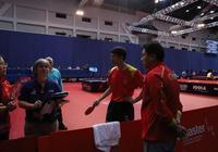 突發!國乒選手周雨賽中撕掉膠皮被國際乒聯取消匈公賽比賽資格