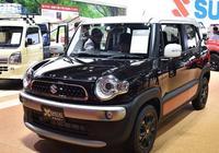 鈴木雖然退出了中國市場,可是XBEE在日本市場依舊是暢銷車型