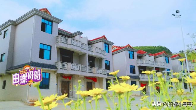 探訪福建的新農村,連住房困難戶都住進了小別墅,真正的家富村美