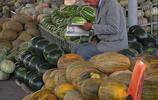 新疆傳統哈密瓜,醜到沒朋友。個大、肉白、多種植於南疆地區