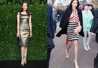 很多女人都爱穿的包臀裙:你喜欢迪丽热巴还是angelababy杨颖?