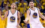 NBA新賽季五大最強後場組合,燈泡組合力壓水花兄弟居榜首