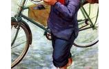 毛主席時代《中國青年》經典封面,畫面具有時代色彩