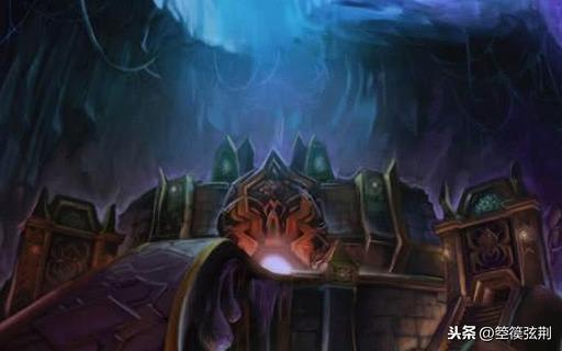 魔獸世界:令人費解的劇情,誰在巫妖王隕落後帶走霜之哀傷碎片