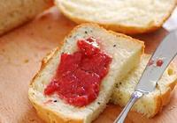 簡單易行的麵包機操作法。「黑芝麻麵包」