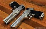 沙漠之鷹手槍,我們簡稱為沙鷹