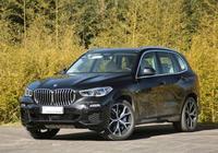 寶馬X5全新歸來,價格不增反降,配置升級奢華度提升