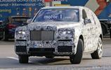 勞斯萊斯的SUV,比賓利添越牛逼