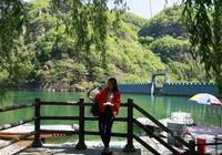 體驗高空驚險——平谷京東大峽谷玻璃棧道