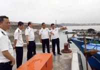 福建省海洋與漁業執法總隊在莆田開展伏季休漁監管督查