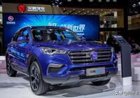 上海車展亮相的這5款自主氫能源車型,你最看好誰?