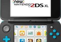 任天堂新推出2DS XL,一款150美元的便攜式掌上游戲機