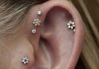 打耳洞多少錢一對 打耳洞相當於什麼疼