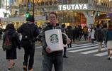 日本一男子花大價錢買巨型星巴克杯子,上星巴克喝咖啡被拒!