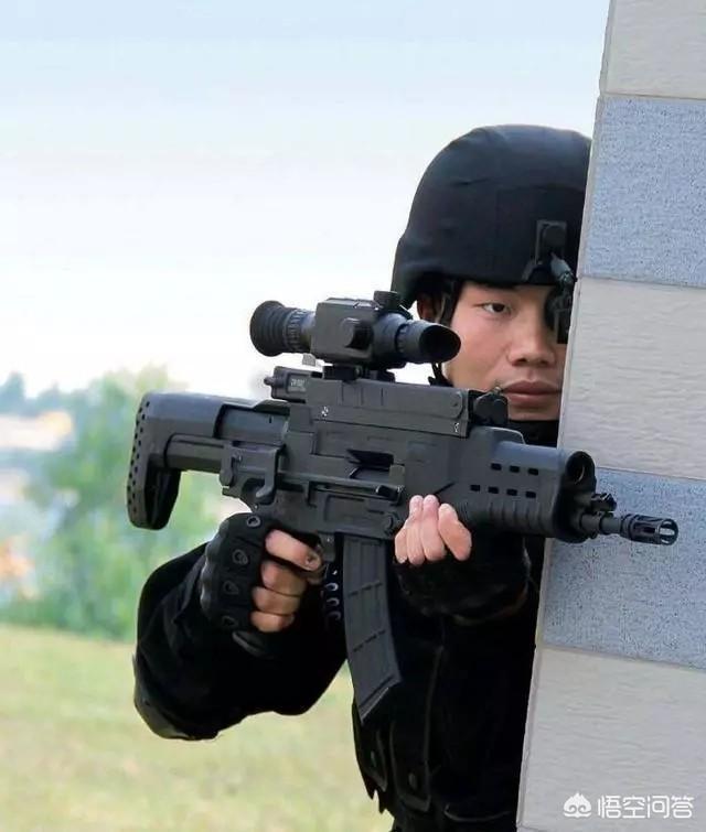 05式步槍將來會大規模列裝部隊嗎?