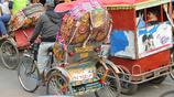 他們靠蹬三輪車養活一家,卻最終導致首都成世界最擁堵城市