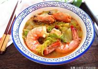 大白菜加它味道特鮮美,沿海人常吃,內陸人少有人吃過,快試試!