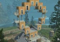 《明日之後》玩家在莊園裡建摩天輪,生意火爆每人收1千金條!
