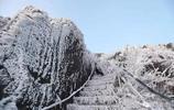 賞廣州雪景,難得一見的冰山美人!你知道是這是那裡嗎?