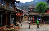 比大研古城小眾 比束河古鎮冷門 來麗江這座千年古鎮享受景美人少