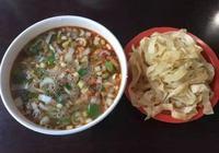 洛陽特色美食——牛肉湯