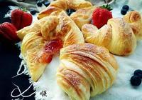 丹麥花式麵包